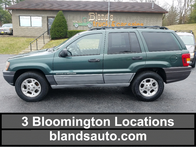 2000 Jeep Grand Cherokee Laredo photo