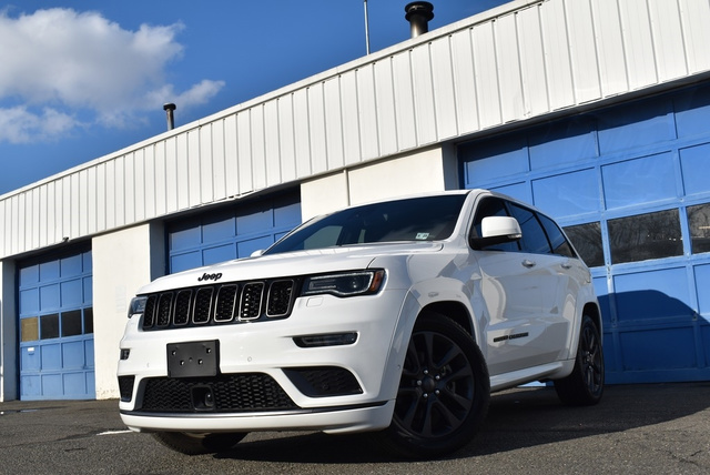 2018 Jeep Grand Cherokee High Altitude full