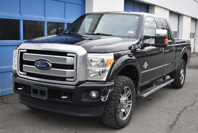 2015 Ford F-250 Lariat Platinum full
