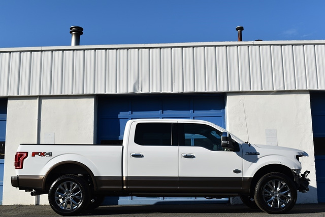 2017 Ford F-150 King Ranch full