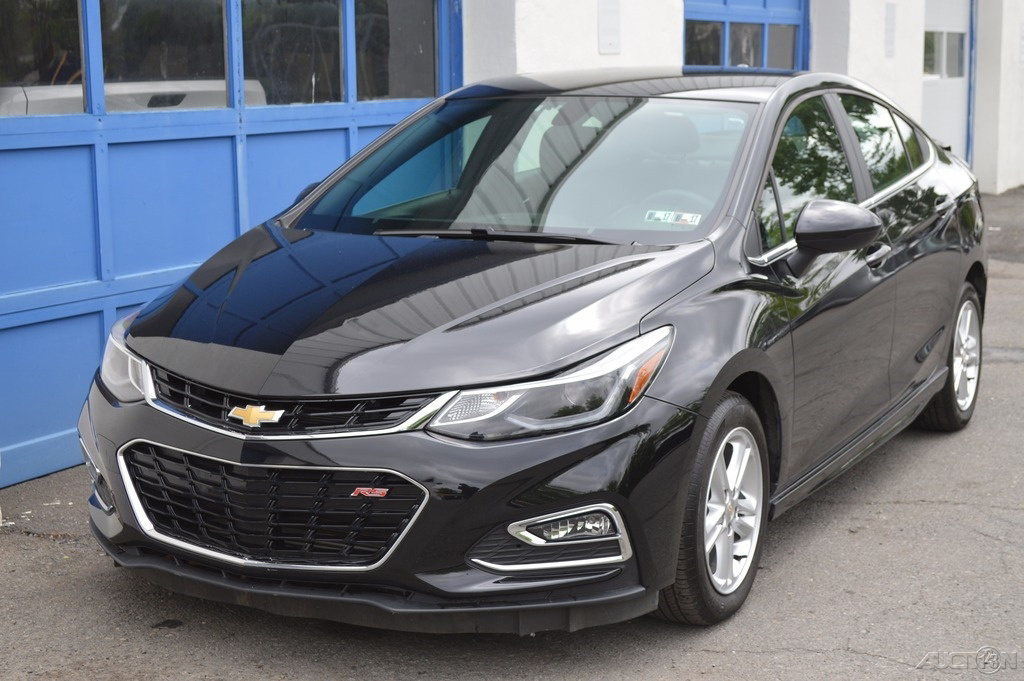 2016 chevrolet cruze sedan lt auto ebay. Black Bedroom Furniture Sets. Home Design Ideas