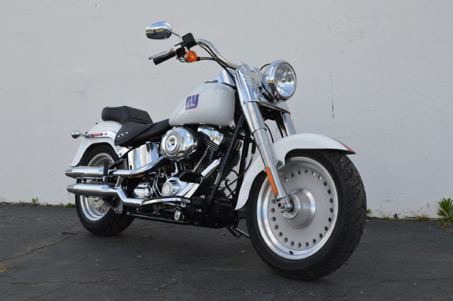 2010 Harley-Davidson® Softail® Fat Boy®