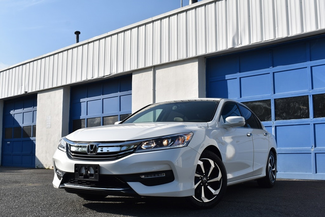 2016 Honda Accord EX-L V-6