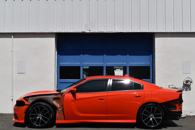 2018 Dodge Charger R/T Scat Pack full
