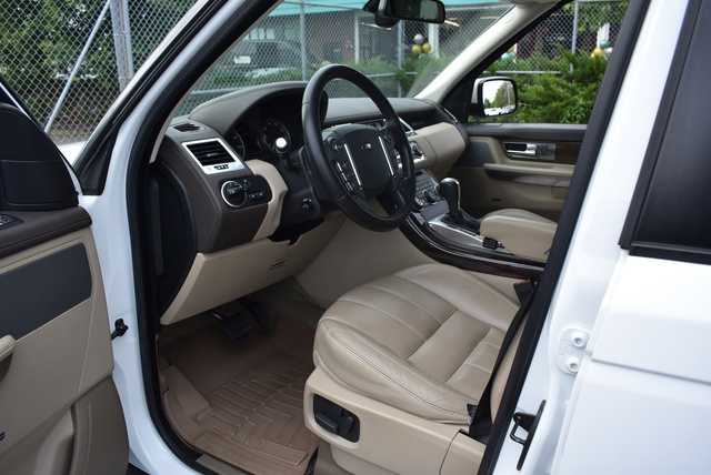 2013 Land Rover Range Rover Sport Supercharged Limited Edition full
