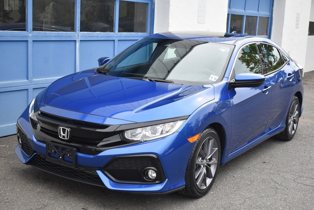 2019 Honda Civic EX full