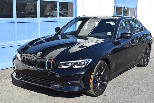 2019 BMW 3 Series 330i xDrive full