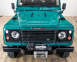1980 Land Rover Defender : 1980 Land Rover Defender 90 Diesel Manual Transmission. Fully Restored