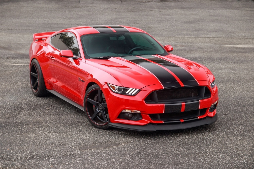 Superior 2016 Roush Supercharged Ford Mustang GT. Vehicle Information