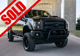 2015 Ford F-250 Super Duty Limited Production Tuscany Black OPS Edition