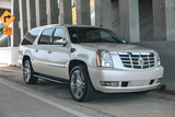 2008 Cadillac Escalade ESV AWD LOW MILES Southern No Rust Super Clean