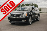 2007 Cadillac Escalade ESV SUV LOW MILES SOUTHERN NO RUST OUTSTANDING