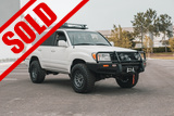 2004 Toyota Land Cruiser Fresh ARB OME EXPO BUILD