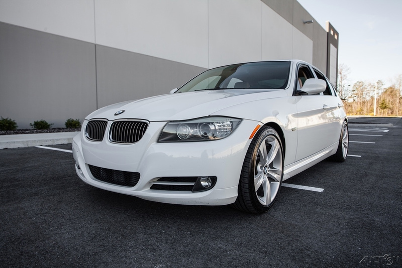 USED 2009 BMW 335 i Sedan Low Miles LCI M-Sport Outstanding