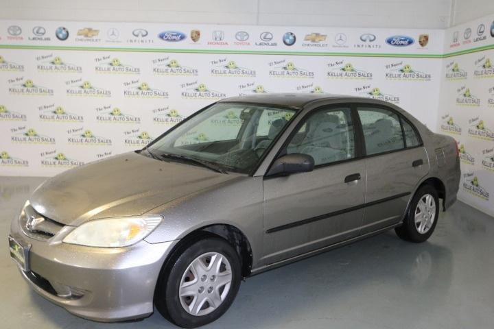 2005 Honda Civic VP Sedan ?