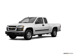 2008 Chevrolet Colorado EXT CAB