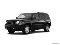 2011 Jeep Patriot LATITUDE 4X4 SUV