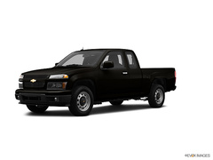 2012 Chevrolet Colorado EXT CAB