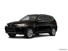 2013 BMW X3 XDRIVE2