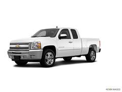 "2013 Chevrolet Silverado 1500 EXT CAB 143.5"" LT"