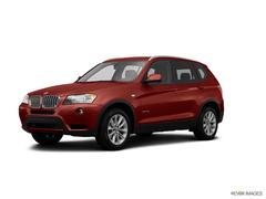 2014 BMW X3 28I  XDR