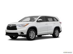 2015 Toyota Highlander XLE V6