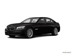 2015 BMW 7-Series 750LI XD