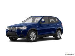 2016 BMW X3 XDRIVE2