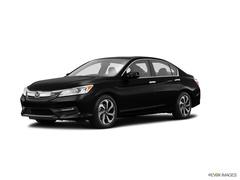 2016 Honda Accord V6 EX-L Sedan