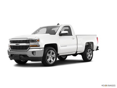 2016 Chevrolet Silverado 1500 1500  REG CAB SIL