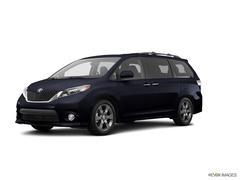 2016 Toyota Sienna L 7 Passenger