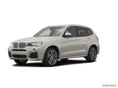 2017 BMW X3 X3 XDR35I