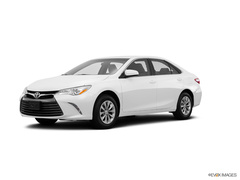 2017 Toyota Camry XLE  4CYL