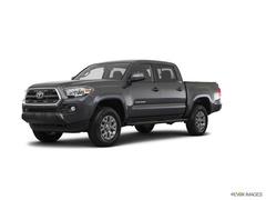2017 Toyota Tacoma TRD SPRT 4X4 DBL CAB