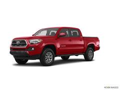 2017 Toyota Tacoma TRD OFF-ROAD DBL CAB
