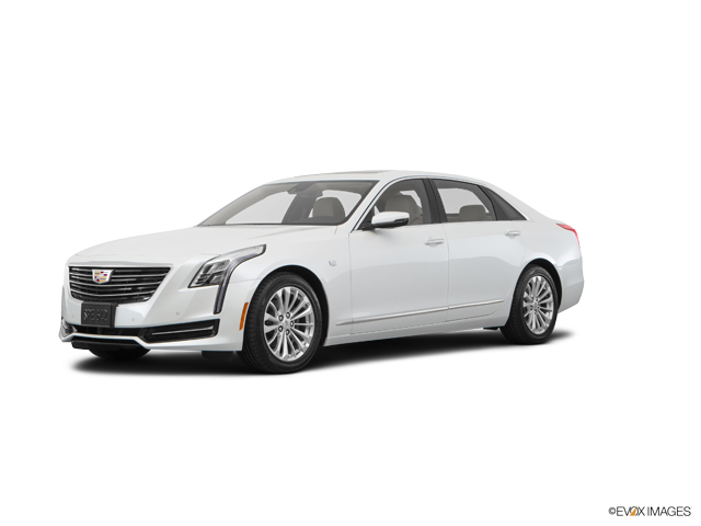 2018 Cadillac CT6 3.6L AW photo