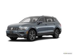 2018 Volkswagen Tiguan 2.0 TSI SEL  8SP