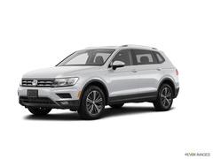 2018 Volkswagen Tiguan 2.0 TSI SE  8SP A