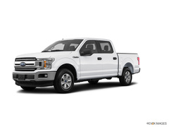 2018 Ford F-150 F150 4X4 SUPERCREW