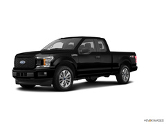 2018 Ford F-150 F150 4X4 SUPERCAB