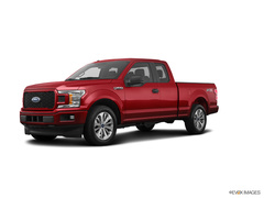 2018 Ford F-150 F150 4X2 SUPERCAB