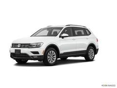 2018 Volkswagen Tiguan 2.0T S 4MOTION 8SP A