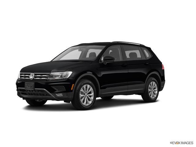 2018 Volkswagen Tiguan Sport Utility