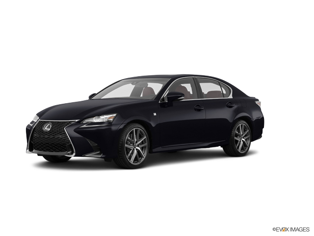 2018 Lexus GS 350 4dr Car