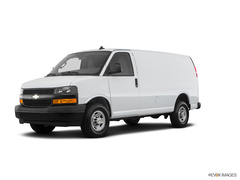 2018 Chevrolet Express 2500 2500 REG WHEEL CARGO