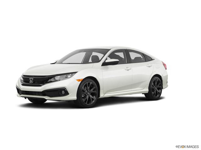 2020 Honda Civic Sport photo