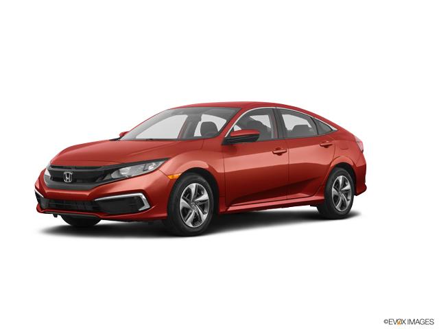 2020 Honda Civic LX photo