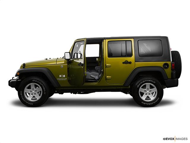 2008 Jeep Wrangler Unlimited X photo