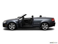 2009 Audi A4 CABRIO