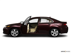 2010 Acura TSX L4 AT